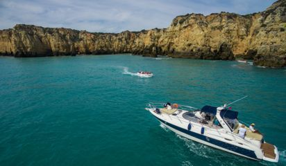 Motor boat Cranchi Endurance 41 (2005)