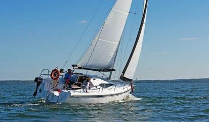 Sailboat Maxus 28 (2015)