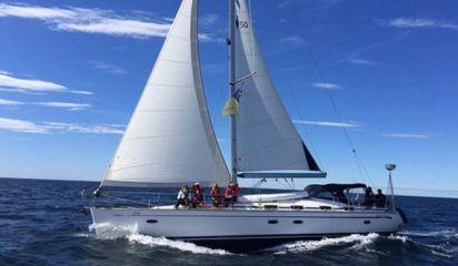 Sailboat Bavaria 50 (2008)