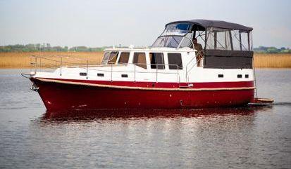 Motor boat Nautiner 40.2 AFT[G] (2016)