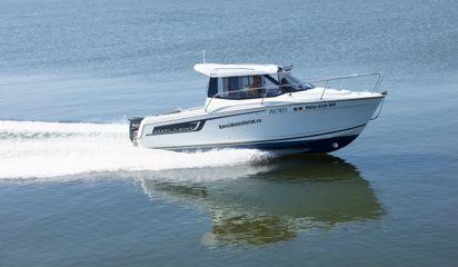 Motor boat Jeanneau Merry Fisher 695 (2015)