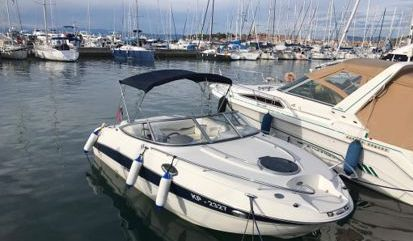 Speedboat stingray Stingray 215CR (2008)