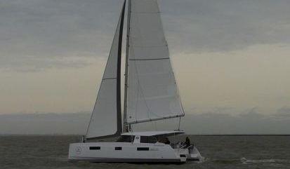 Catamaran Nautitech 40 (2018)