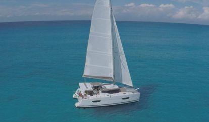 Catamarán Fountaine Pajot Lucia 40 (2018)