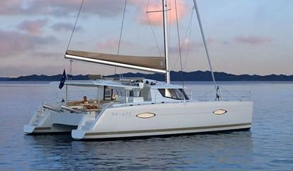 Catamaran Fountaine Pajot Helia 44 (2017)