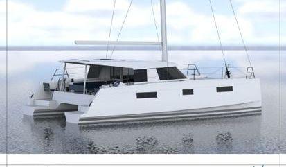 Catamaran Nautitech 40 Open (2014)
