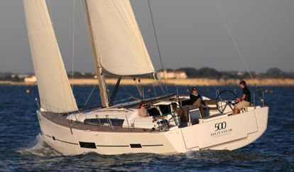 Sailboat Dufour 500 Grand Large (2015)