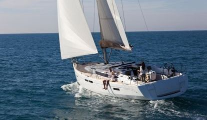 Barca a vela Jeanneau Sun Odyssey 479 (2017)