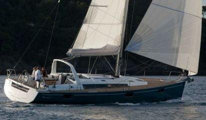 Segelboot Beneteau Oceanis 48 (2016)