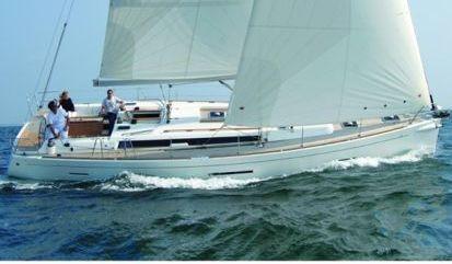 Segelboot Dufour 450 (2014)