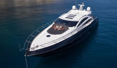 Motor boat Sunseeker Predator 74 (2010)