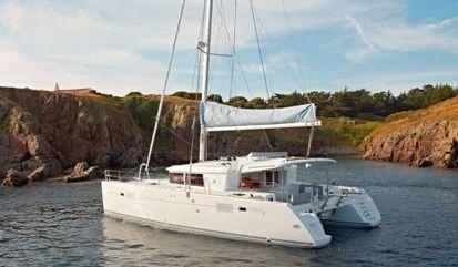 Catamarano Lagoon 450 F (2016)