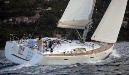 Velero Beneteau Oceanis 54 (2013)