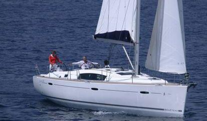 Sailboat Beneteau Oceanis 43 (2008)