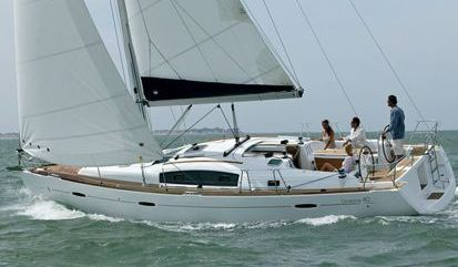 Sailboat Beneteau Oceanis 40 (2007)