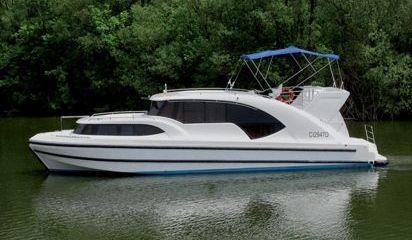 Motor boat Minuetto 6+ (2010)