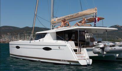 Catamaran Fountaine Pajot Helia 44 (2015)
