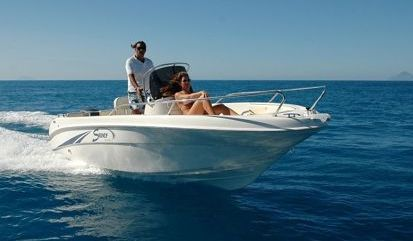 Speedboat Saver 550 Open (2008)