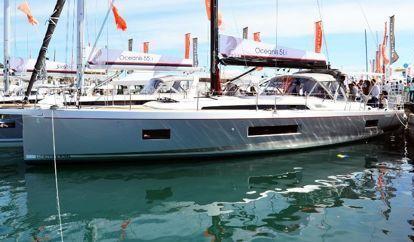 Sailboat Beneteau Oceanis 51.1 (2019)