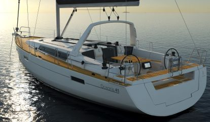 Sailboat Beneteau Oceanis 41 (2016)
