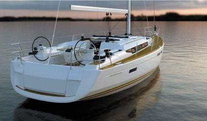 Sailboat Jeanneau Sun Odyssey 469 (2014)