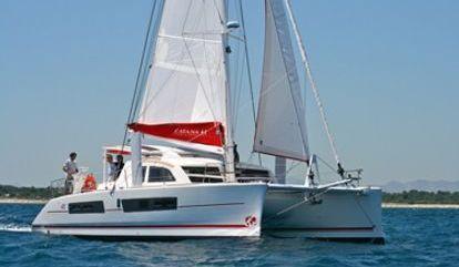 Catamaran Catana 42 (2014)