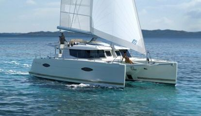 Catamaran Fountaine Pajot Helia 44 (2014)