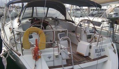 Sailboat Jeanneau Sun Odyssey 44i (2009)