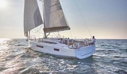 Segelboot Jeanneau Sun Odyssey 410 (2019)