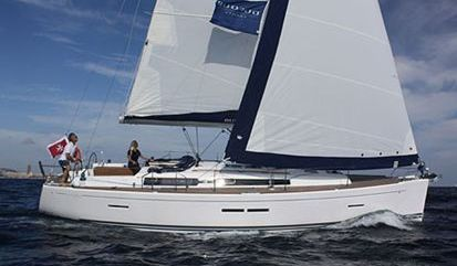 Sailboat Dufour 405 (2010)