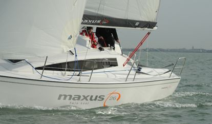 Sailboat Maxus 26 (2019)