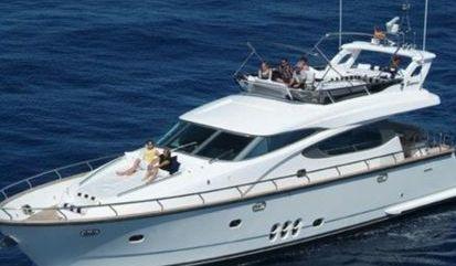 Motor boat Elegance 60 Fly (2010)