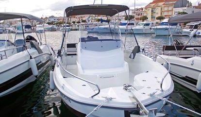 Speedboat Beneteau Flyer 6.6 Spacedeck (2018)