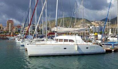 Catamarán Lagoon 380 (2014)