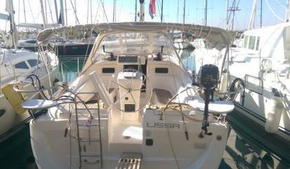 Sailboat Elan Impression 384 (2005)