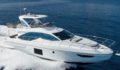 Motor boat Azimut 55 (2019)
