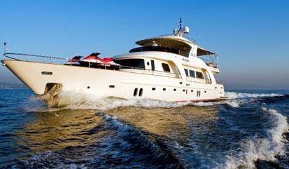 Motor boat Motoryacht Motoryacht (2000)