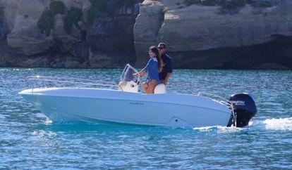 Motorboot Cruiser 560 (2020)