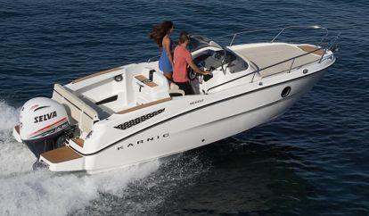Speedboat Karnic 602 SL (2019)