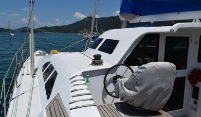 Catamaran Fountaine Pajot 44 (2013)