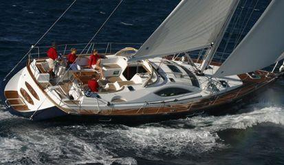 Sailboat Jeanneau Sun Odyssey 54 DS (2003)
