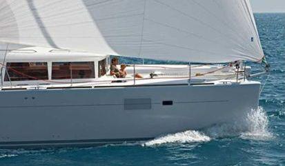Catamaran Lagoon 450 S (2020)