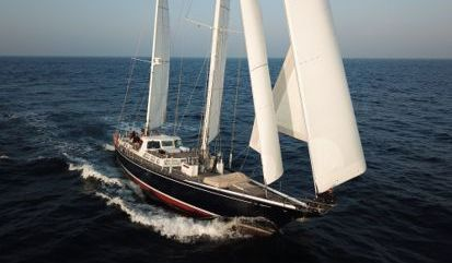 Velero VAN-DE-STADT OCEAN KETCH 74 (1993)