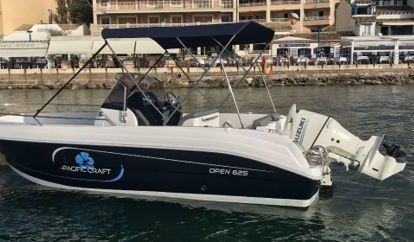 Motorboot Pacific Craft 625 (2018)
