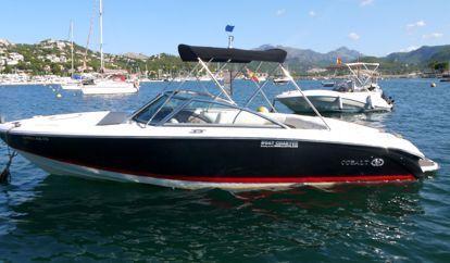 Motorboot Cobalt 222 (2012)