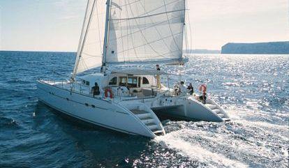 Catamaran Lagoon 570 (2008)