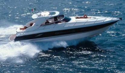 Motor boat Blu Martin 46 ST (2008)