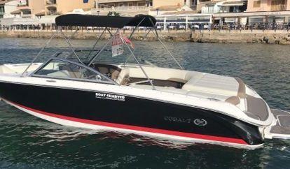 Speedboat Cobalt 220 (2012)