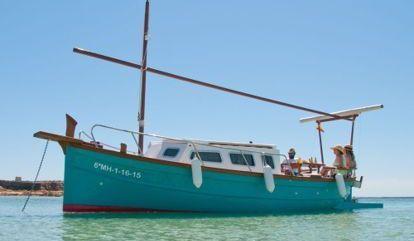 Barco a motor Llaut Capeador 36 (2015)