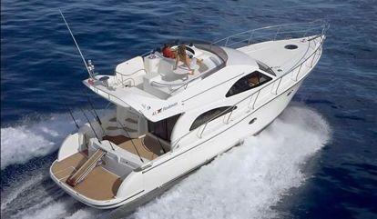 Motor boat Rodman 44 Fly (2006)